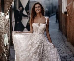 brand, bride, and dress image