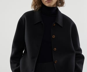 the row and wool jacket image