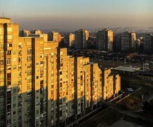 Belgrade, sky, and Serbia image