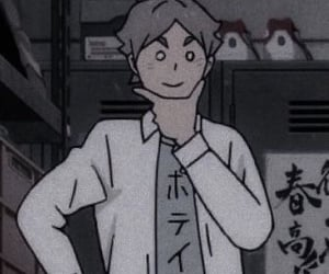 anime, sugawara, and aoba johsai image