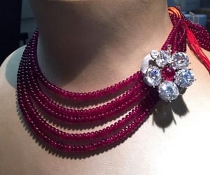 ruby, fashion, and jewelry image