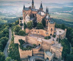 germany, Hohenzollern Castle, and bisingen image