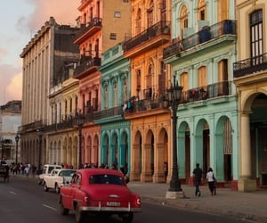 adventures, colorful, and cuba image