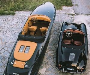 boat, cars, and ferrari image