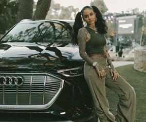 car, fashion, and kehlani image