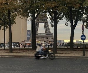 paris, love, and aesthetic image