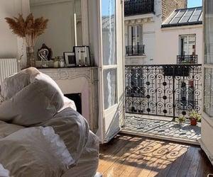 home, interior, and paris image