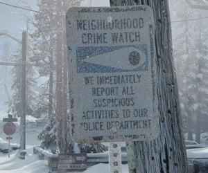 neighborhood, protect, and frozen image