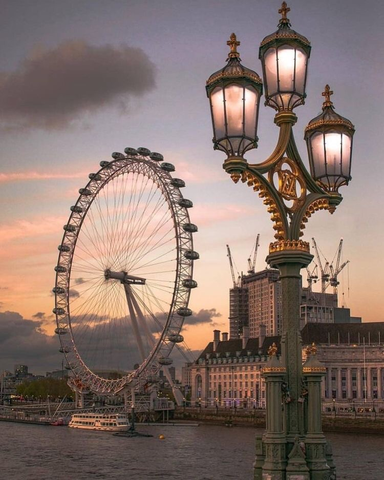 travel, beautiful, and london image