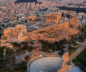 Athens and Greece image