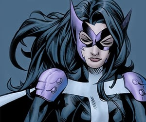 huntress, comics, and DC image