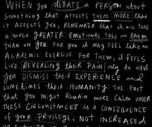 awareness, debate, and emotional image