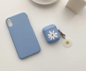 aesthetic, blue, and minimalist image