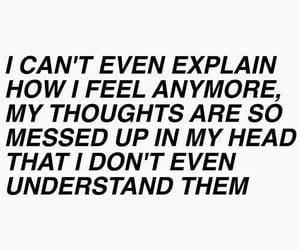 explain, head, and feelings image