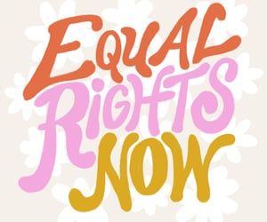 art, drawings, and equal rights image