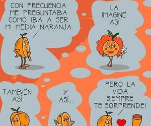 cartoon, comic, and frases español image