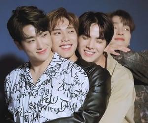 jacob, hyunjae, and the boyz image