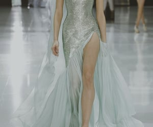 fashion, runway, and ralph and russo image