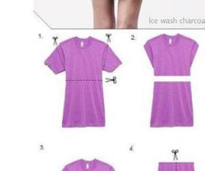diy, dress, and tutorial image