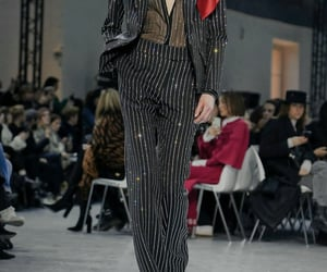 fashion, runway, and alexandre vauthier image