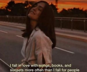 book, song, and love image