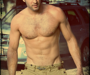 handsome, sexy, and hawaii five-o image