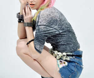 audrey kitching, chic, and hipster image