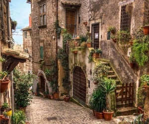 italy, beautiful, and house image