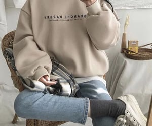 clothing, comfy, and fashion image