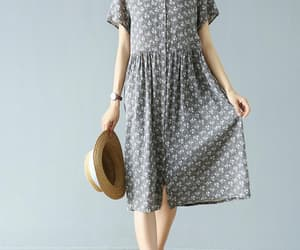 etsy, floral dress, and casual dress image