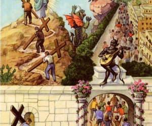 caminho, cruz, and dEUS image