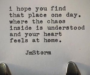 hopes, j.m storm, and peace image