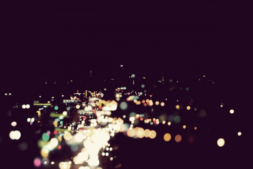ambient, bokeh, and city image
