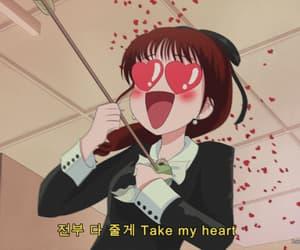 anime, aesthetic, and chuu image
