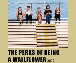 aesthetic, perks of being a wallflower, and art image