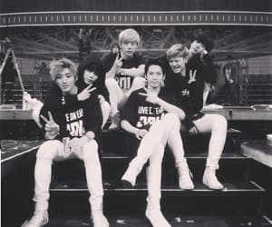 asian, boy group, and daehyun image