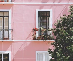 home, pink, and aesthetic image