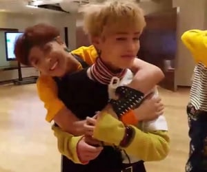 taeil, donghyuck, and nct image