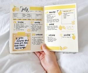 lemons and yellow image