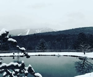 landscape, vermont, and winter image