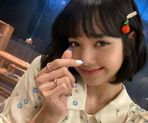 Lisa weibo update
