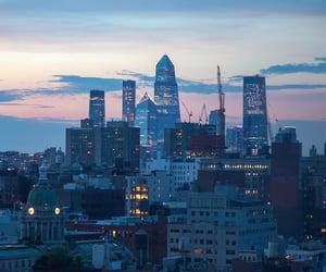 cityscape, hudson yards, and hdr image
