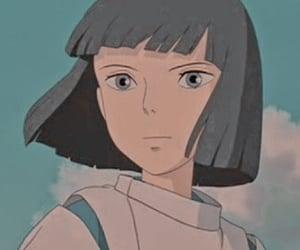 ghibli, icons, and anime icons image
