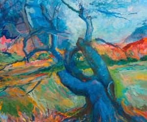 fine art, figurative art, and italian painter image