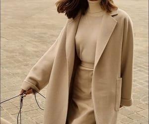 beige, fashion, and monochromatic image