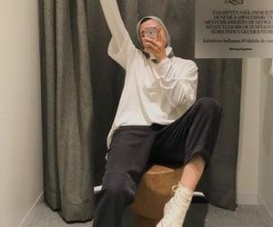 fake, girl, and islam image