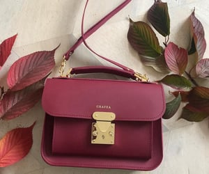 bags and burgundy image