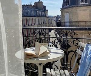 balcony, europe, and travel image
