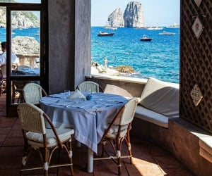 capri, italy, and places image