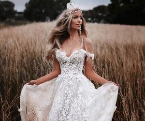 elegant, flowers, and glam image